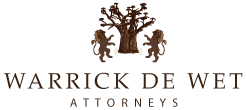 Warrick de Wet Attorneys
