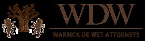 Warrick de Wet Attorneys